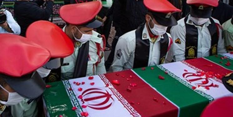 درگیری پلیس با قاچاقچی سوخت/شهادت افسر پلیس تهرانی در ایرانشهر