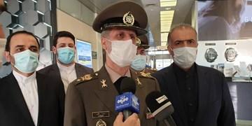 وزیر دفاع وارد مسکو شد/ حاتمی: انتقال فناوریهای دفاعی در این سفر بررسی خواهد شد