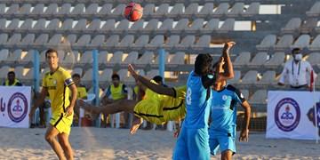 صعود ساحلی بازان پارس جنوبی به مرحله نهایی لیگ برتر