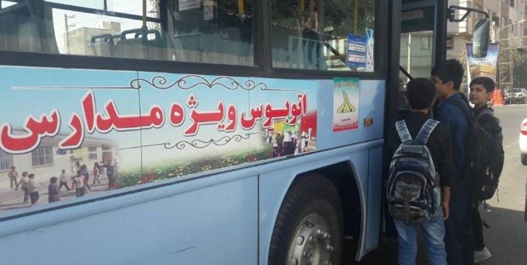 اتوبوس ویژه دانشآموزان/ آمادگی ناوگان اتوبوسرانی پایتخت در صورت بازگشایی مدارس