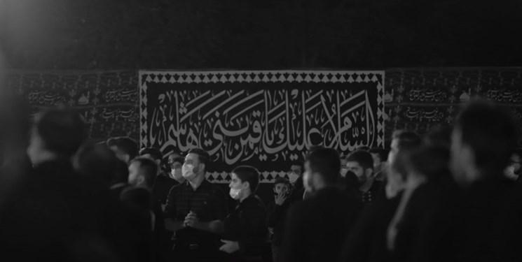 برگزاری سومین شب عزاداری محرم در اراک