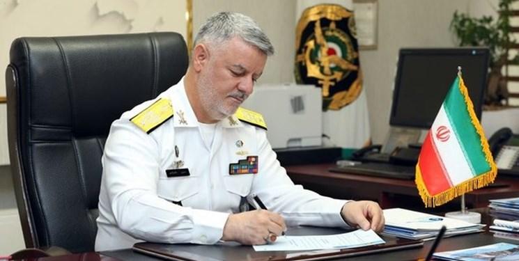 ۳ انتصاب مهم در نیروی دریایی ارتش