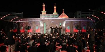 گلبانگ  نوحههای ۳ مداح سرشناس در شب سوم محرم ۹۹