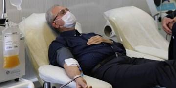 سخنگوی دولت پلاسمای خون خود را اهدا کرد