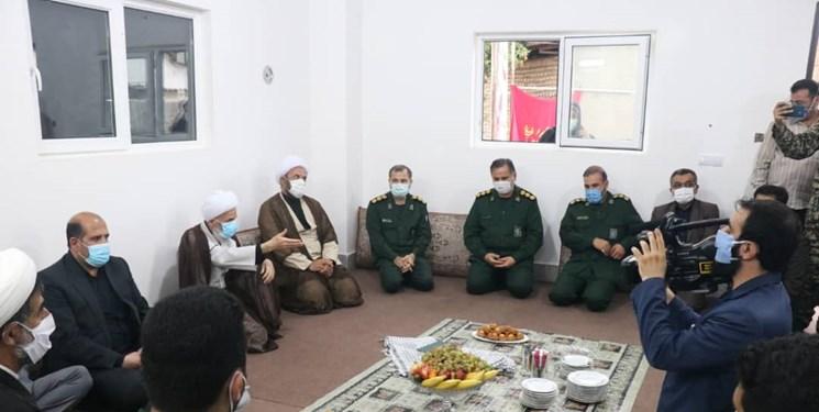 تحویل 403 واحد مسکن به محرومان با مشارکت سپاه کربلا+عکس