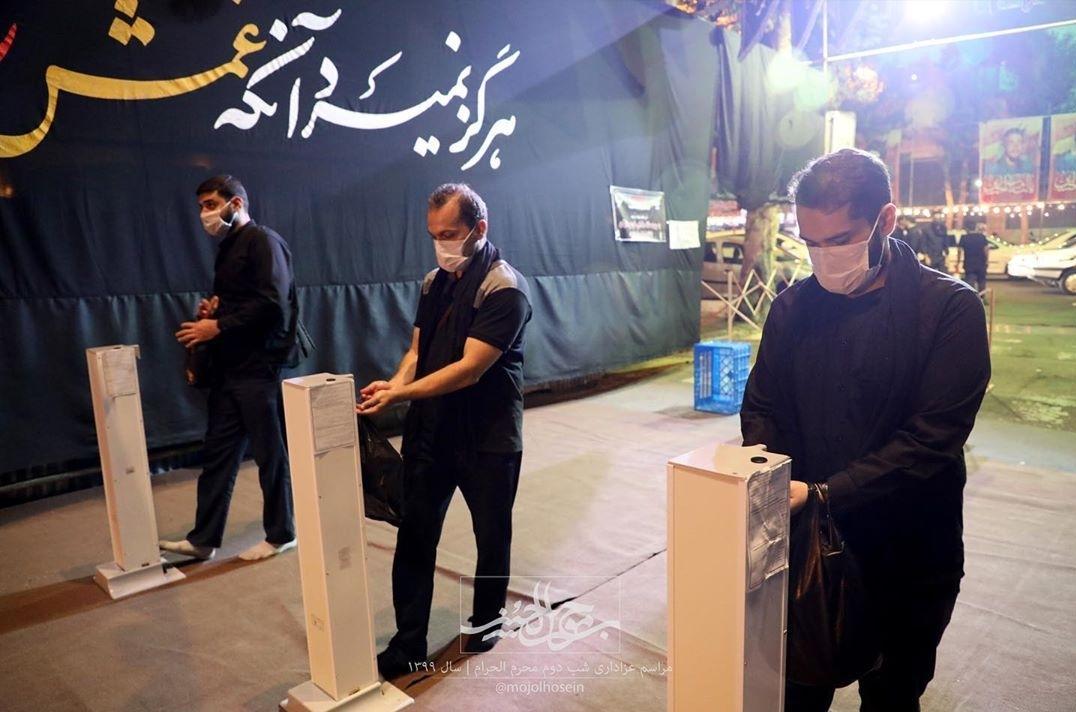 13990603000985 Test NewPhotoFree - اهدای ۳ میلیون ماسک در هیأتها توسط ستاد اجرایی فرمان امام