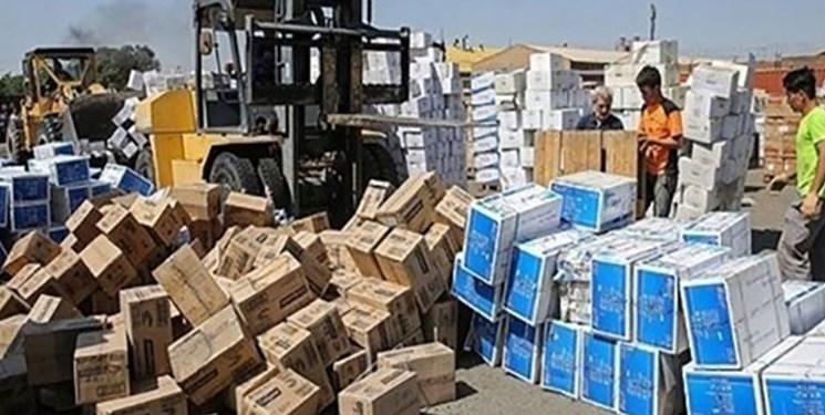 بسته خبری پلیس  از کشف محموله 21 میلیاردی قطعات یخچال تا قطعات لودر 20 میلیاردی!