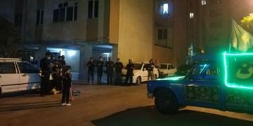 حسینیه سیار عزاداری محرم در ورامین راهاندازی شد
