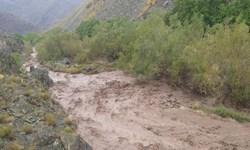 خسارت ۱۵۰ میلیاردی سیل به مشگین شهر/ بارش ۳۳ میلیمتری فقط در یک ساعت+ عکس
