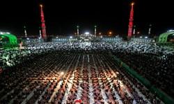 فیلم |شکوه عزاداری محرم در مسجد مقدس جمکران