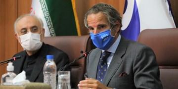 بیانیه مشترک ایران و آژانس؛ایران اجرای اقدامات داوطلبانه را متوقف میکند/عدم دسترسی  سه ماهه آژانس به برخی فعالیتها و تجهیزات نظارتی