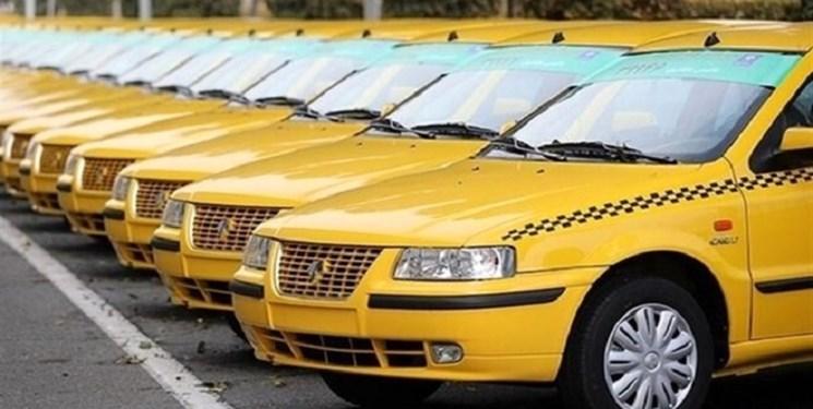 برنامه جدید شهرداری برای حمایت از تاکسیرانان/ آغاز تبلیغات روی تاکسی