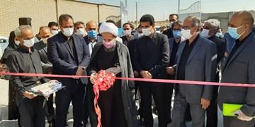 افتتاح ۳۷ پروژه عمرانی، شهری و روستایی و ۴۵ واحد صنعتی و تولیدی در قرچک