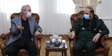 نقش سپاه و بسیج در تأمین امنیت/ راهاندازی 500 واحد تولیدی جدید در آذربایجانشرقی