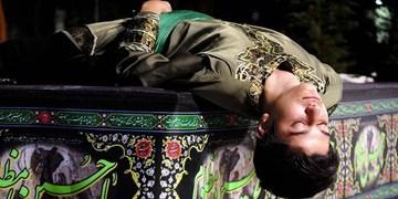 تعزیه شب چهارم محرم از «دو طفلان مسلم»+عکس
