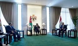 شاه اردن: دخالت بیگانگان، هماهنگی نزدیک طرفهای منطقه با یکدیگر را ضروری میکند