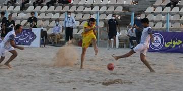 بهروزیان فر: پیگیر تزریق پول به بازیکنان ساحلی هستیم