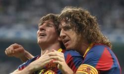 واکنش پویول به درخواست جدایی مسی از بارسلونا+عکس