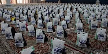 توزیع ۵ هزار بسته معیشتی احسان در خراسان شمالی / کمک ۵۶ میلیاردی برای اشتغالزایی