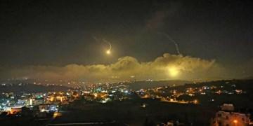رژیم صهیونیستی ۱۵ منور به حریم هوایی جنوب لبنان شلیک کرد