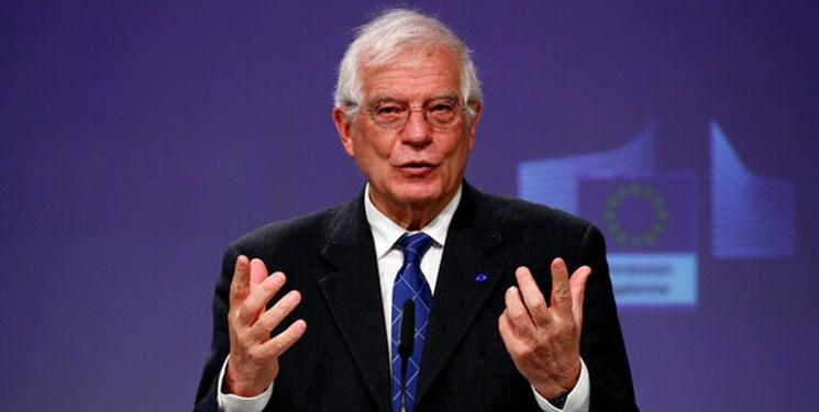 بورل خواستار محدود شدن مذاکرات با ایران به مسئله برجام شد