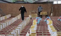 تهیه 20 هزار بسته کمک مؤمنانه در دو روز