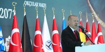 هشدار تند اردوغان به یونان؛ «از سر راه ما کنار بروید»