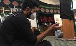 شور حسینی در کشمیر زیر سایه کرونا + تصاویر