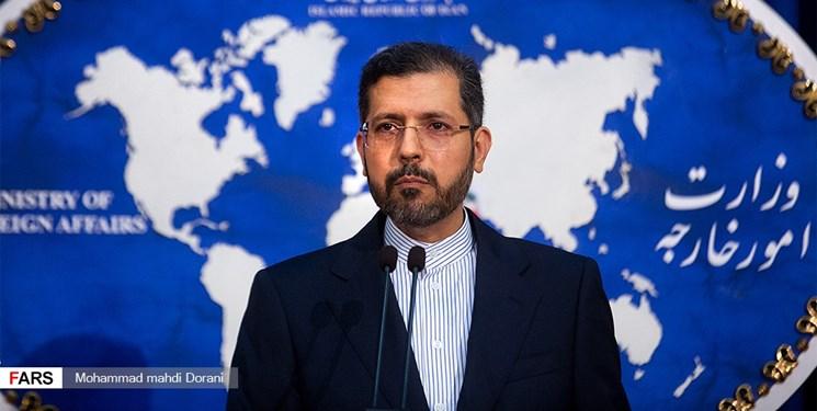 خطیبزاده تلاش مشکوک برای منتسب کردن حادثه دیشب اربیل به ایران را به شدت محکوم کرد