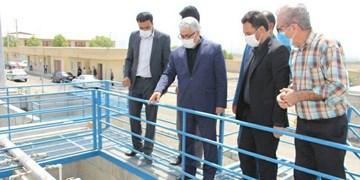 ۶ پروژه عمرانی با حضور معاون استاندار هرمزگان در «رودان» افتتاح شد