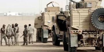 یمن| یورش خودروهای زرهی سعودی به گذرگاه «شحن» المهره