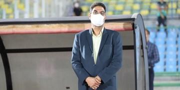 فتاحی: بعد از زایندهرود،سپاهان دلخوشی مردم اصفهان است/شرایط استاندارد نباشد در ساوه بازی نمیکنیم