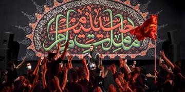 برنامه هیأت رزمندگان اسلام در دهه دوم محرم