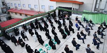 برپایی آئینهای عاشورایی در کنگان/ اینجا همه به عشق امام حسین(ع) ماسک میزنند+ فیلم
