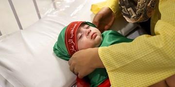 هدیه علیاصغر(ع) برای کودکان مبتلابهکرونا/ قهر بودم اما به خاطر علیاصغر(ع) آشتی میکنم
