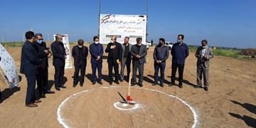 کلنگزنی مجتمع ۱۲۰ واحدی مسکن در پارس آباد/افتتاح طرح لاینینگ کانالهای آبیاری مغان