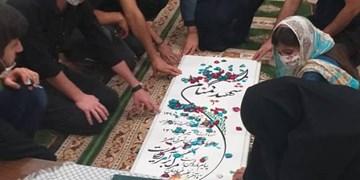 دنیای سکوت اما پرهیاهو/ برگزاری مراسم عزاداری سیدالشهدا(ع) ویژه ناشنوایان در گرگان+تصاویر