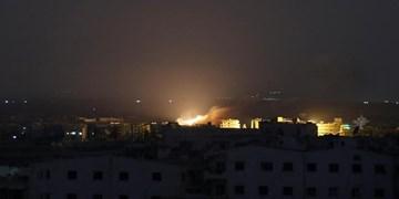 حمله هوایی رژیم صهیونیستی به قنیطره