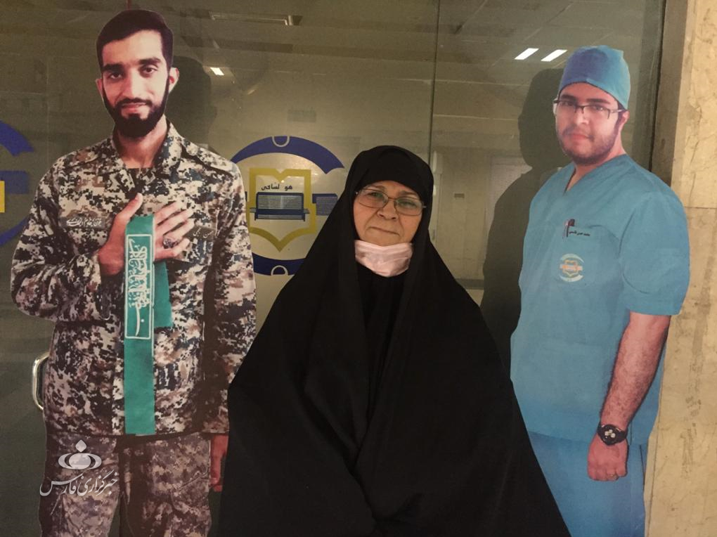 13990606000847 Test NewPhotoFree - درددل نیروی خدمات با معاون وزیربهداشت/ گلایه دختر11 ساله شهید مدافع سلامت