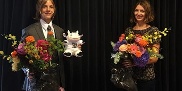 «ماریکه لوکاس رینفلد» جوانترین برنده جایزه بینالمللی بوکر شد