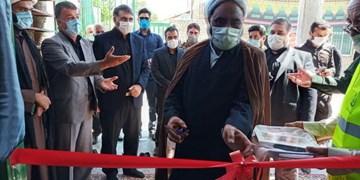 افتتاح قرارگاه «شمیم حسینی» در کلاله