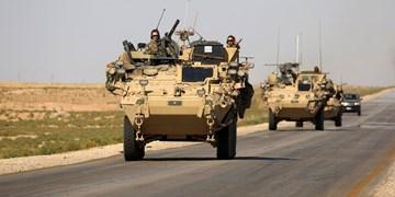 آمریکا 20 کامیون سلاح و تجهیزات دیگر از عراق وارد شرق سوریه کرد
