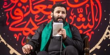 میرداماد در بزرگداشت شاهچراغ در شیراز میخواند