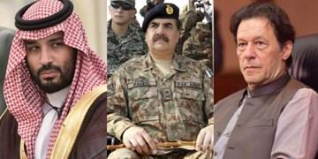 روزنامه هندی: دولت سعودی در صدد کودتا در پاکستان است