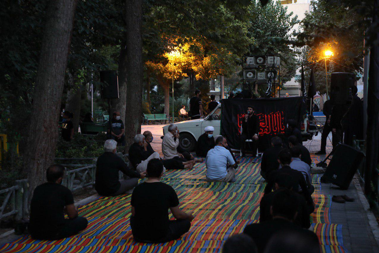 13990607000482 Test NewPhotoFree - روضهخوانی مطیعی در کوچههای تهران +تصاویر
