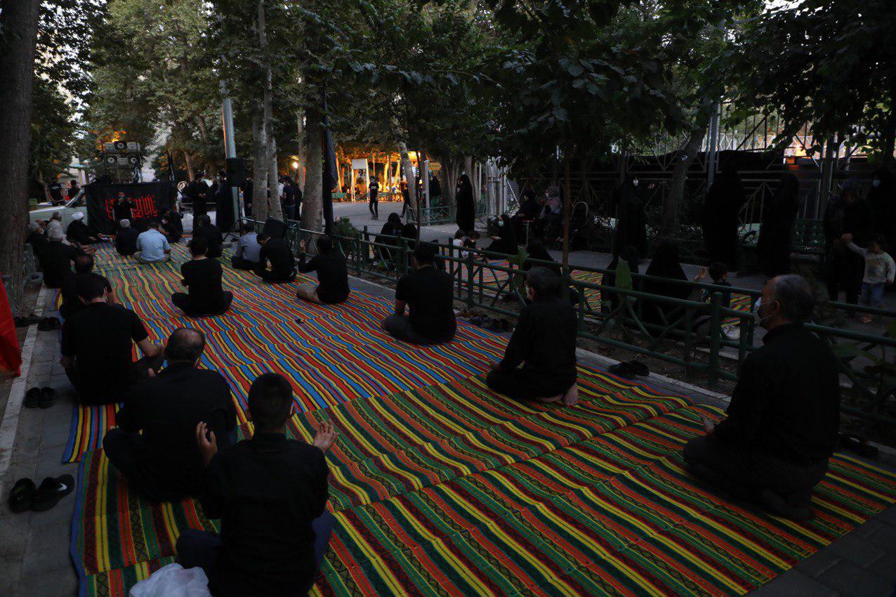 13990607000485 Test NewPhotoFree - روضهخوانی مطیعی در کوچههای تهران +تصاویر