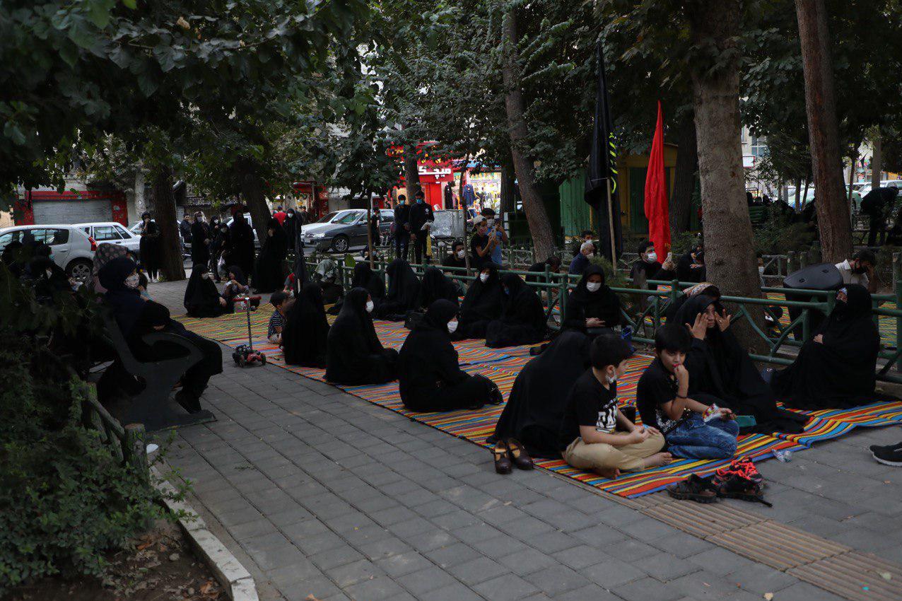 13990607000488 Test NewPhotoFree - روضهخوانی مطیعی در کوچههای تهران +تصاویر