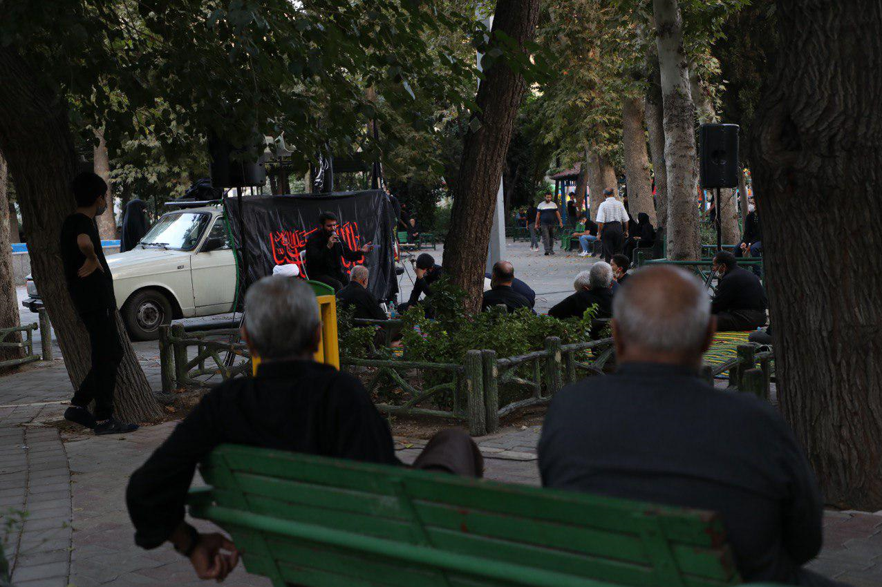 13990607000489 Test NewPhotoFree - روضهخوانی مطیعی در کوچههای تهران +تصاویر
