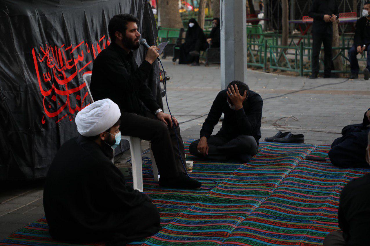 13990607000492 Test NewPhotoFree - روضهخوانی مطیعی در کوچههای تهران +تصاویر