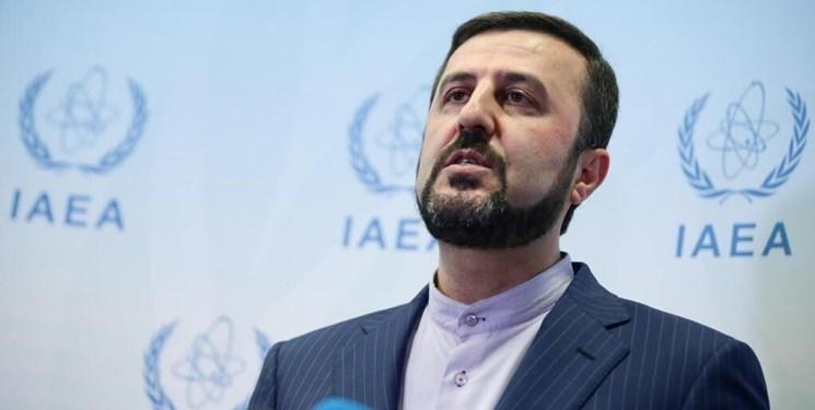 نماینده ایران زمینهها و دلایل تصویب قانون اقدام راهبردی برای لغو تحریمها را به اطلاع آژانس رساند